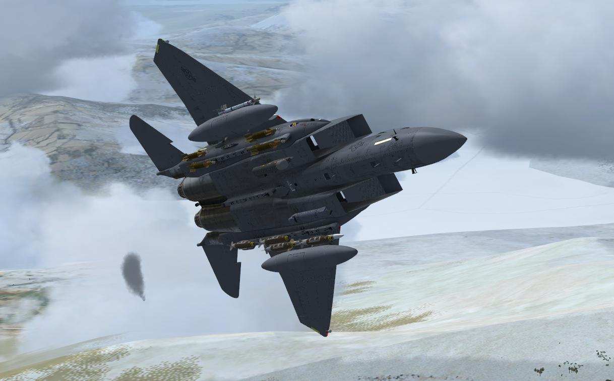 Milviz F-15E Service Pack [Archive] - Page 2 - SOH Forum